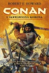 Conan i skrwawiona korona (2012) - okładka