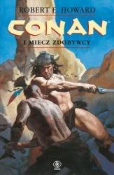 Conan i miecz zdobywcy (2013) - okładka