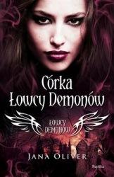 Córka łowcy demonów (2012) - okładka