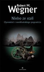 Niebo ze stali (2012) - okładka