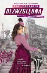 Bezwzględna (2012) - okładka
