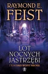 Lot Nocnych Jastrzębi (2011) - okładka