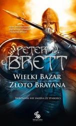 Wielki Bazar. Złoto Brayana (2011) - okładka