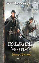 Królewska krew. Wieża elfów (2011) - okładka