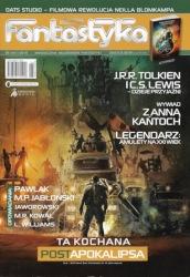 Fantastyka / Nowa Fantastyka 6 (441) 2019 - okładka