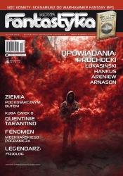 Fantastyka / Nowa Fantastyka 10 (445) 2019 - okładka