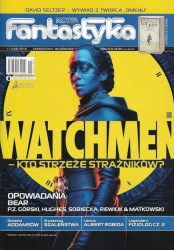 Fantastyka / Nowa Fantastyka 11 (446) 2019 - okładka
