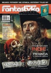 Fantastyka / Nowa Fantastyka 9 (384) 2014 - okładka