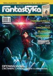 Fantastyka / Nowa Fantastyka 1 (436) 2019 - okładka